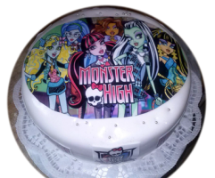 MonsterHigh Torte